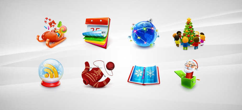 icon_christmas_set1